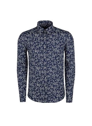 Paul Smith Blue Gömlek Lacivert